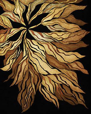 Zen Blossom Art Print