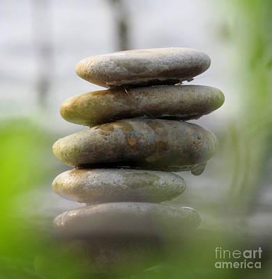 Photograph - Zen Spa by France Laliberte
