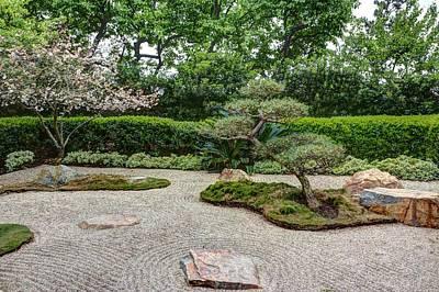 Photograph - Zen Rock Garden by Heidi Smith