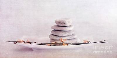 Zen Still Life Art Print by Priska Wettstein