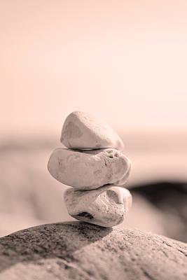 Zen Stones Balance  Original
