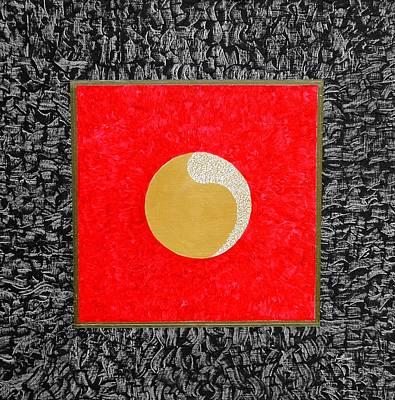 Mixed Media - Zen by Sumit Mehndiratta