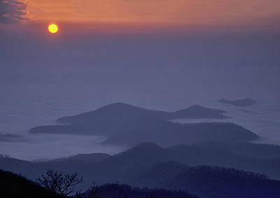 Photograph - Zen Sun by Jim Dollar
