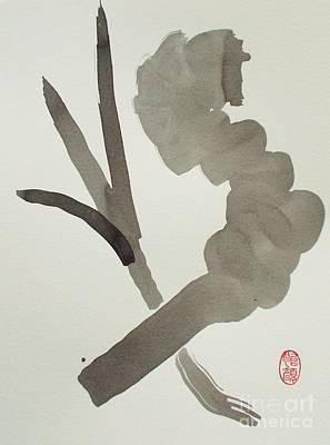 Painting - Zendo Sakkaku by Roberto Prusso