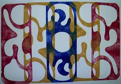 Painting - Zero by Erika Chamberlin
