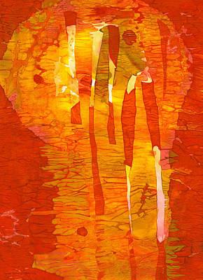 Painting - Zest by Lynda Hoffman-Snodgrass
