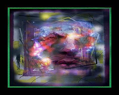 Digital Art - Zeus God Of Sky  by Richard Arfsten
