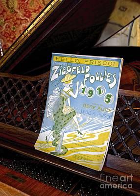 Ziegfeld Follies 1915 Art Print