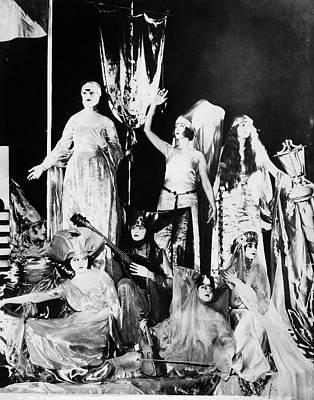 Ziegfeld Follies, 1923 Art Print