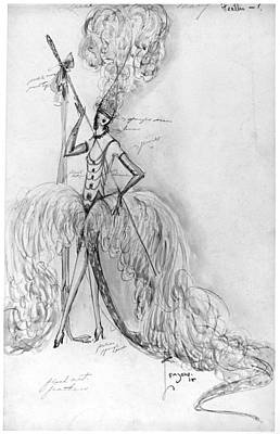 Ziegfeld Follies, 1928 Art Print