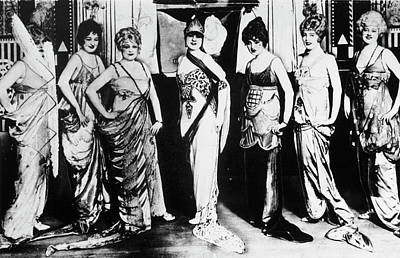 Ziegfeld Follies, C1920 Art Print