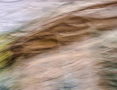 Zion Fall Abstract Art Print