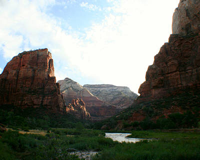 Photograph - Zion by Jon Emery
