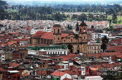 Photograph - Zipaquira by John Rizzuto