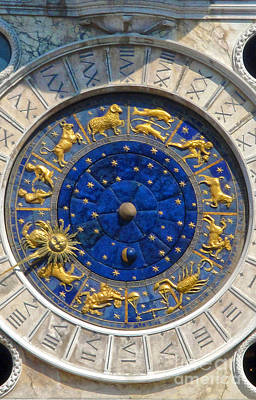 Painting - Zodiac by Gregory Dyer
