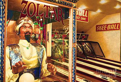 Zoltar Speaks Art Print by Beth Ferris Sale