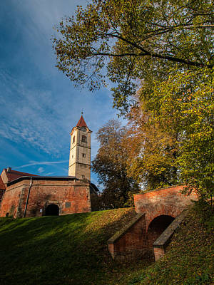 Photograph - Zrinski Castle by Davorin Mance