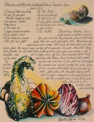Zucche-pumpkin Art Print