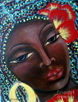 Zulu Dreams Art Print
