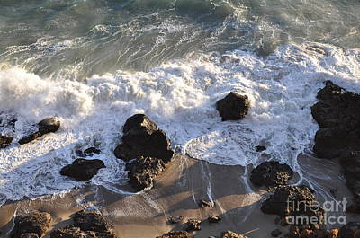 Photograph - Zuma Beach by Gandz Photography