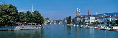 Zurich Switzerland Print by Panoramic Images