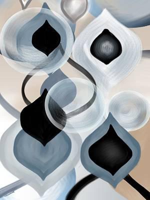 Zync Art Print by Christine Fournier