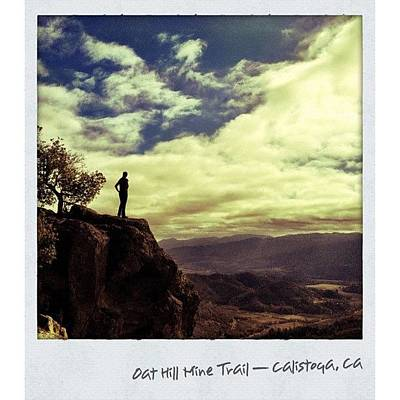 Trail Photograph - # 2. Oat Hill Mine Trail — #calistoga by Peter Stetson