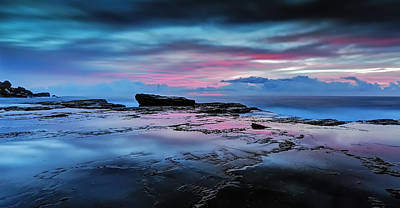 A Sea Of Desire  Print by Mark Lucey