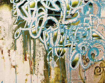 Painting -  A To Z by Raquel Stallworth
