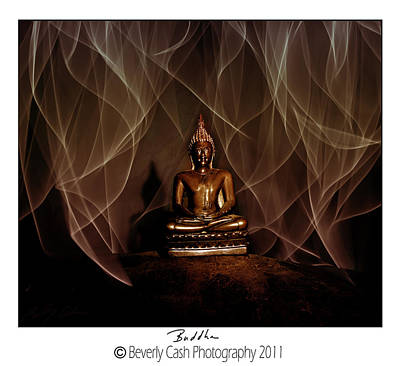 Photograph -  Buddha by Beverly Cash