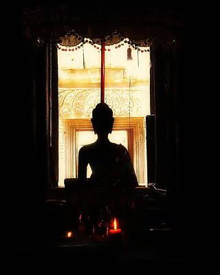 Photograph -  Buddha by Lynn Hughes