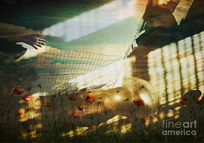 Art Print featuring the digital art . by Danica Radman