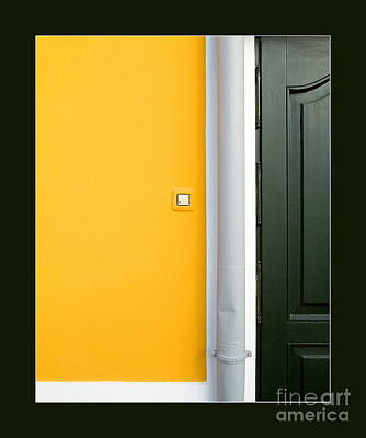Door Art Print by Odon Czintos