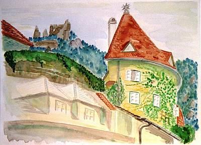 Duernstein Art Print