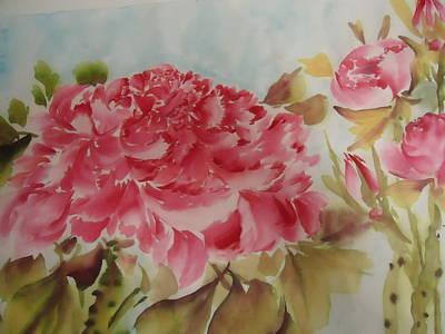 Flower0728-3 Art Print