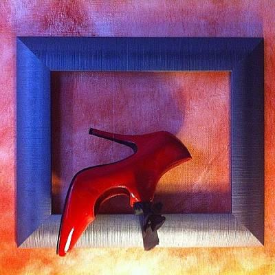 Wizard Photograph -  Framing Dorothy 1 by Marco Garzia