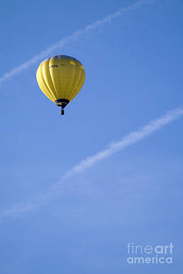 Lady Bug -  Hot Air Balloon by Odon Czintos