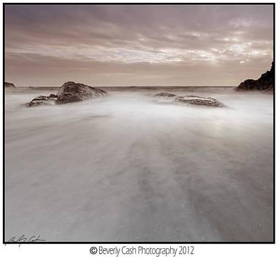 Photograph -  Llanddwyn Beach by Beverly Cash
