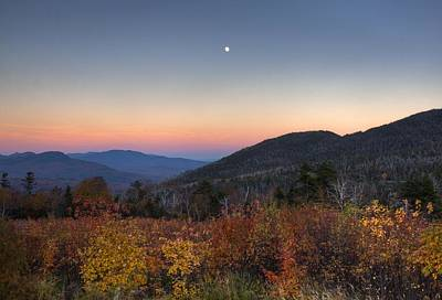 Mountain Twilight Art Print by Jim Neumann