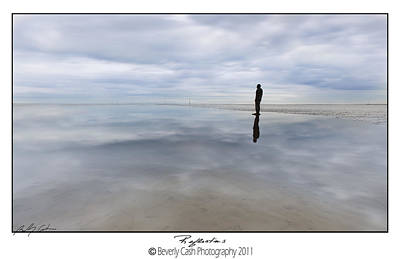 Photograph -  Reflections - Another Place by Beverly Cash