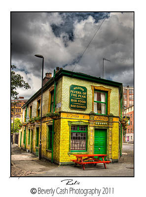 Photograph -  Relics - Old Pub by Beverly Cash