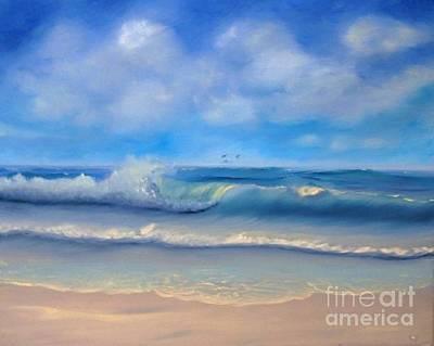 Seascape Collection  Original by E Luiza Picciano