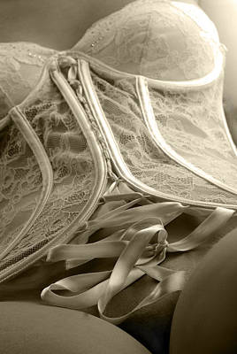 Photograph -   Silk Ribbons by Heavenly Bodies