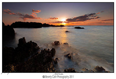 Photograph -  Subtle - Porth Oer by Beverly Cash