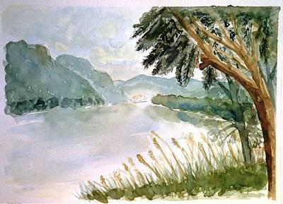 Wachau Art Print