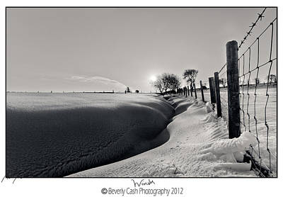 Photograph -  Welsh Winter by Beverly Cash