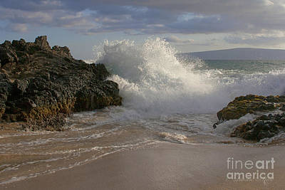 Coastal Impressions Photograph -  Whisper To The Wind by Sharon Mau