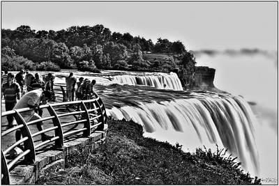 State Love Nancy Ingersoll - 011 Power of Niagara Falls by Michael Frank Jr