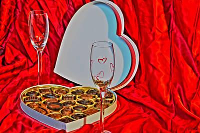 Kids Alphabet - 06 Valentine Series by Michael Frank Jr