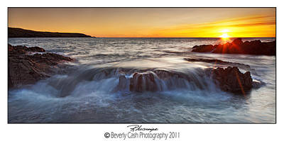 Photograph -  Rhosneigr by Beverly Cash